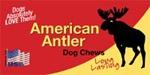 American Antler Dog Chews