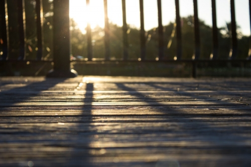 Where to Start When Restoring a Deck