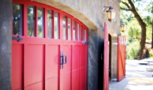 Installing Barn Doors Indoors