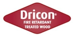 Dricon Fire Retardant Treated Lumber