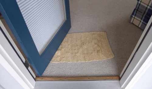 How to install a pre hung exterior door shone lumber - How to install a prehung exterior door ...