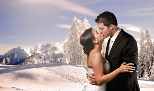Creating a Winter Wonderland Wedding