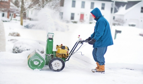 Rent Snow Removal Equipment