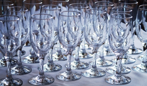 Glassware Rentals For Weddings