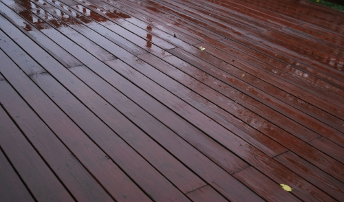 Getting your Deck Ready for Spring