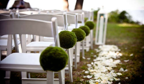 Traditional Wedding Party Seating