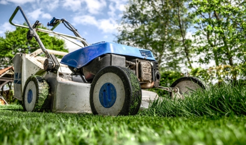 Rent the Equipment for Your Spring Project