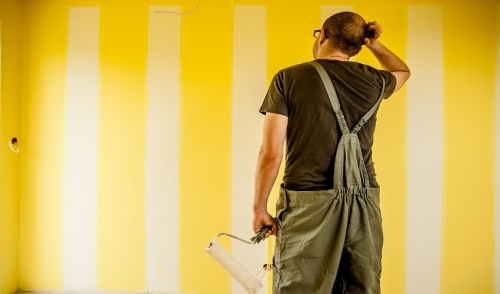 Going from Wallpaper to Paint