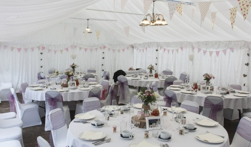 Early Tent Tips for Your Spring Event