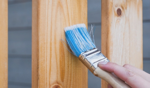 Tips For Staining Your Wood Deck
