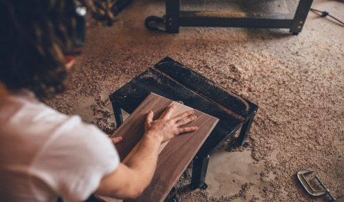 Adding Finishing Touches When Woodworking
