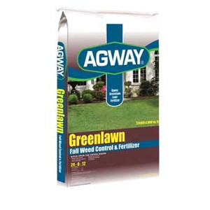 Greenlawn Fall Weed Control & Fertilizer 5M $19.99