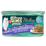 Fancy Feast Medleys Cat Wet Food 3oz. $0.77
