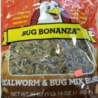 Happy Hen Mealworm and Bug Blend 30oz.