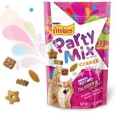 Purina Friskies Party Mix 2.1 oz $1.40