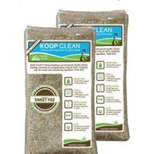 Lucerne Koop Clean 30 Pound Bag $13.95