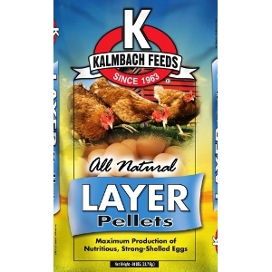 Kalmbach Layer Pellets and Crumbles- 3 for $36.36