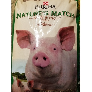 Purina Sow And Pig  50 Pound- 2 For $21.21
