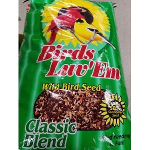 Bird Luv'em Classic 40 Pound Bag $17.78