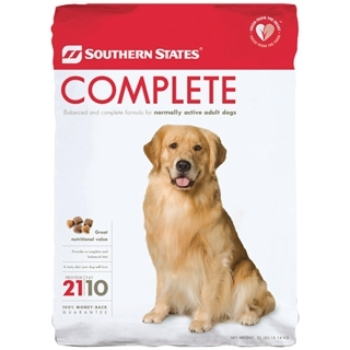 Southern States Complete Adult Dog Food $20.79