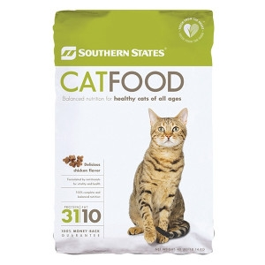 Southern States Cat Food 40lb $23.99