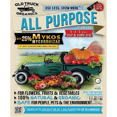 Old Truck Organics All Purpose Plant Food