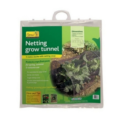 Netting Grow Tunnel