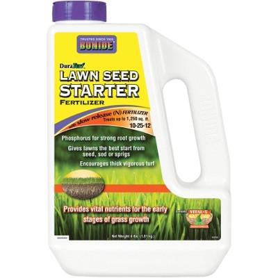 Lawn Seed Starter Fertilizer