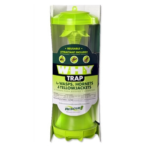 Rescue!® W•H•Y Trap for Wasps, Hornets & Yellowjackets