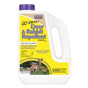 Go Away!® Deer & Rabbit Repellent Granules