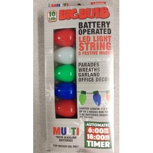 Big Bulb String Lights