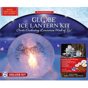 Wintercraft® Assorted Globe Ice Lantern Kits