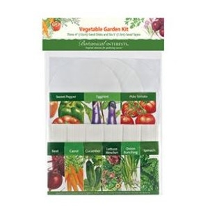 Vegetable Garden Seed Tapes
