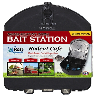 B&G Rodent Cafe Bait Station