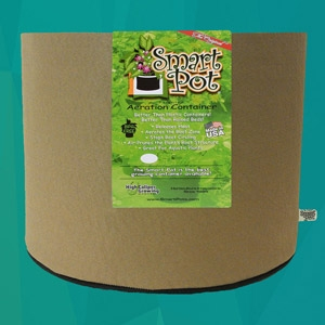 Tan Smart Pot® Aeration Container