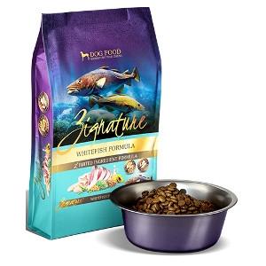 Zignature Whitefish Formula for Dogs 27 Pound