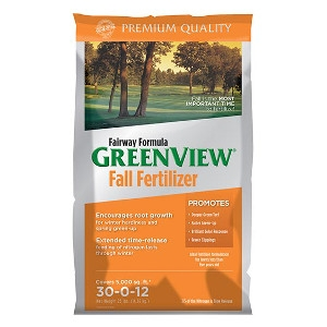 GreenView Fairway Formula Fall Fertilizer