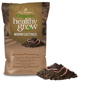Healthy Grow Worm Castings 1-0-0 15lb $13.99