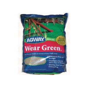 Agway Wear Green Grass Seed 3lb $9.99