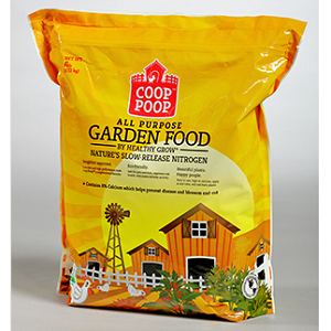 Coop Poop All Purpose Garden Food 25lb