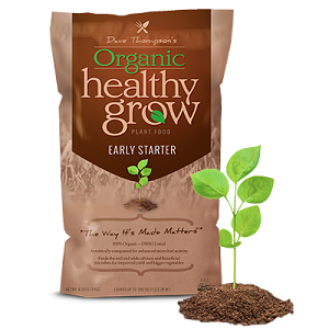 Dave Thompson's Organic Healthy Grow Early Starter 2-4-3 3lb