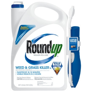 Roundup® Ready-To-Use Weed & Grass Killer with Comfort Wand®