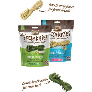 30% Off Merrick Fresh Kisses Dog Treats