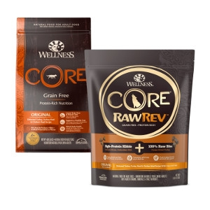 $8 Off Large Bags of Wellness Core Dog Food