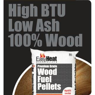 Easy Heat Wood Pellets - $199/Full Pallet