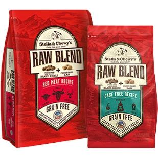 Stella & Chewy'sRaw Blend Baked Kibble