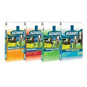 4-Stage Agway Fertilizer Program 5M $69.99