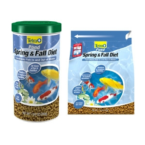 20% Off Tetra Pond Spring & Fall Diet