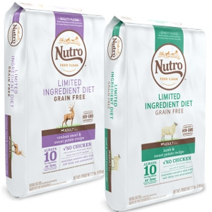 Nutro Limited Ingredient Diets Asst. Sizes on Sale