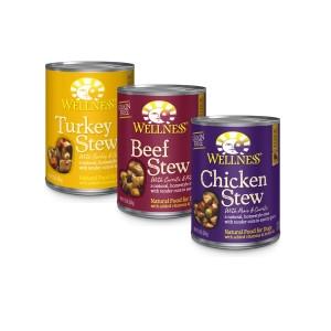 Wellness Stews Canned Dog Food 12oz $2.19/each